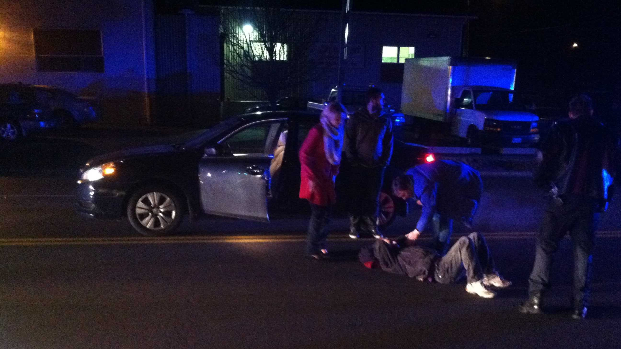 Portland crash victim