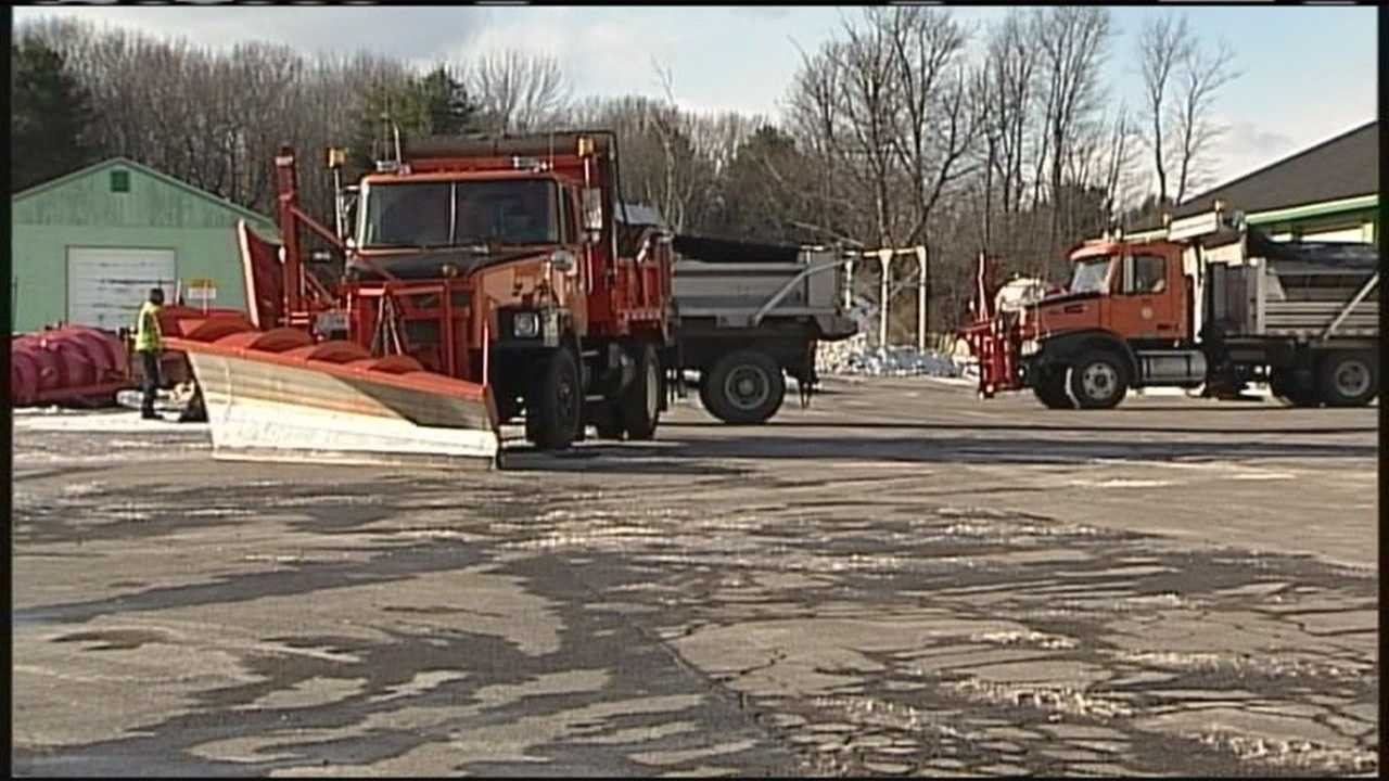 PORT img-Crews ready to roll on first big snowstorm