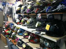 Wayne Keniston, of Keniston's Snowmobile & Automotive Services, said the improved business is a welcome relief after a couple of slow years.