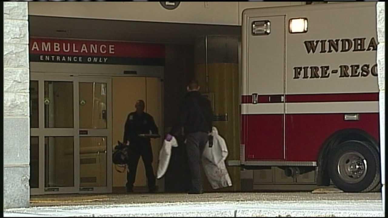 PORT img-EMT Crew, nurse assaulted by patient