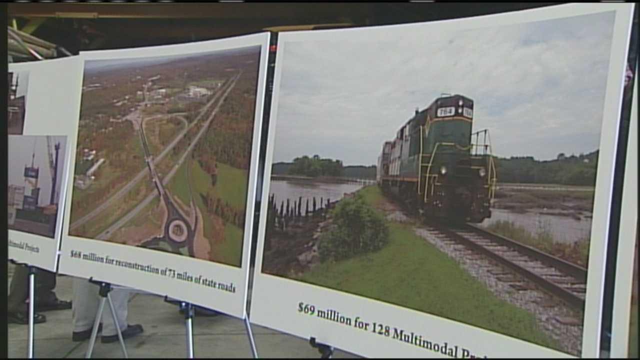 Maine DOT unveils 2-year plan