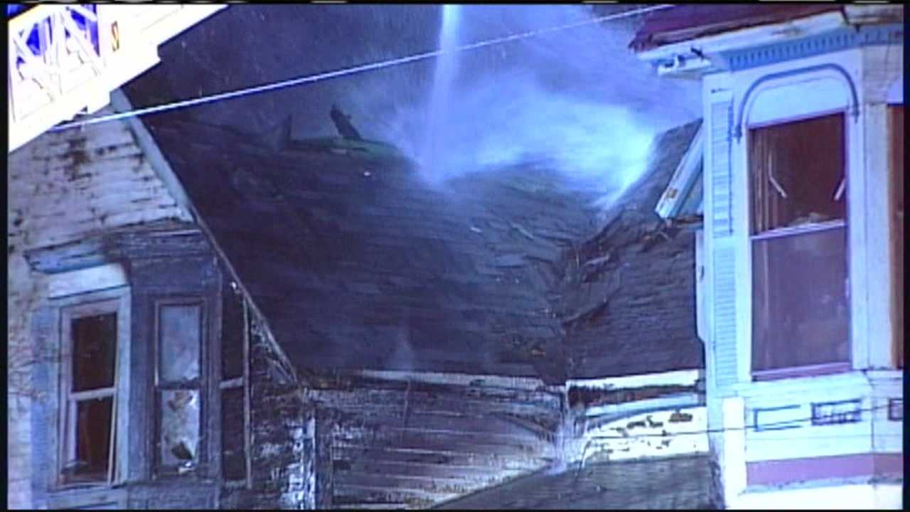 Late night fire in Portland severely damages home