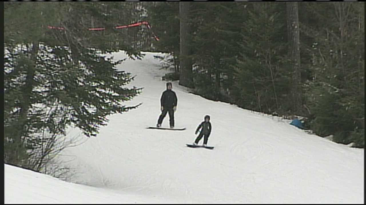 img-January Thaw hurts Maine ski areas