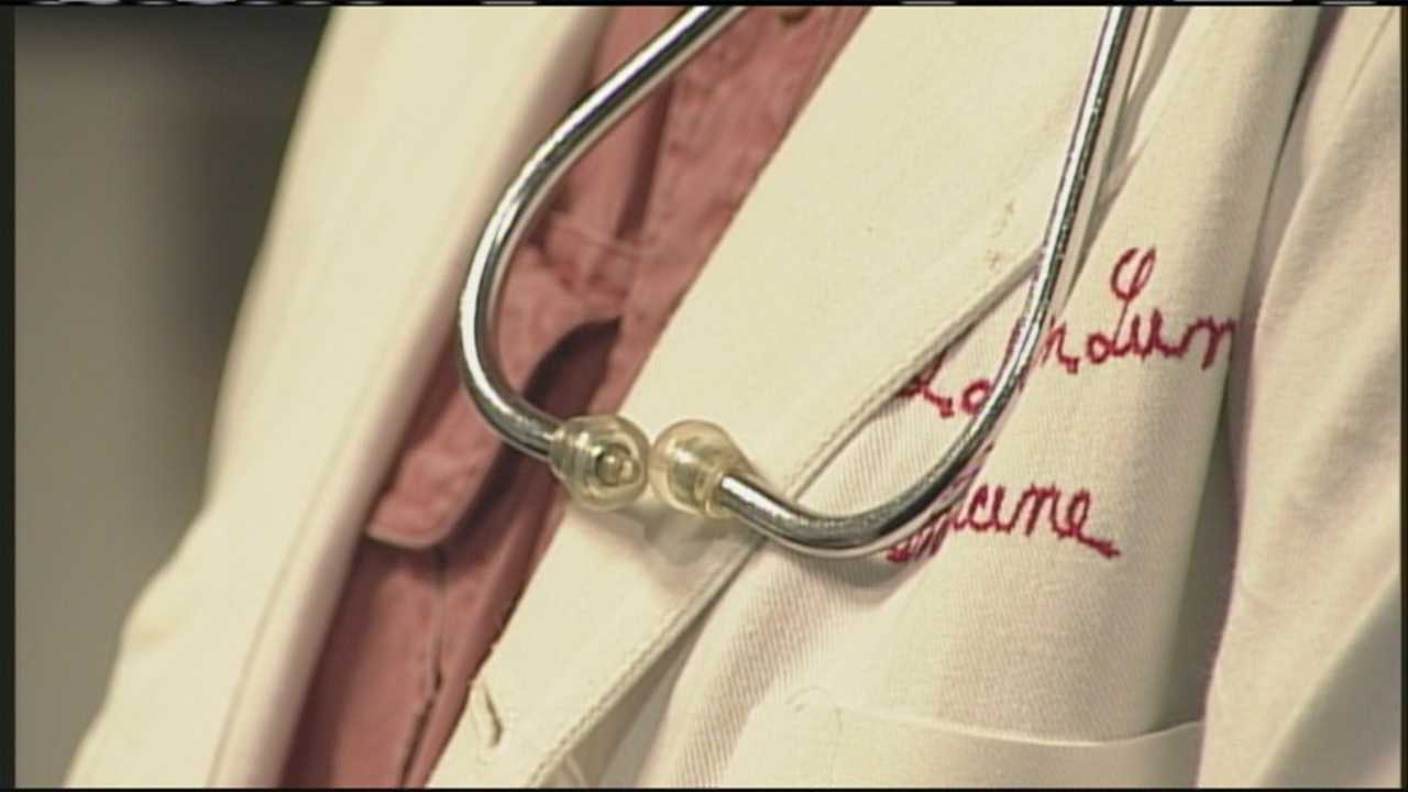 Doctors support Medicaid expansion