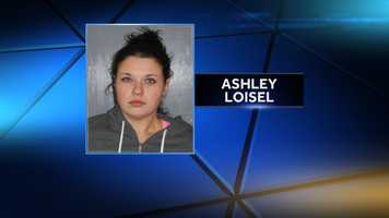 Ashley Loisel is facing drug charges out of Waterville
