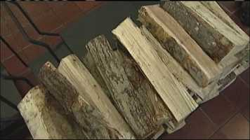 WMTW News 8's Norm Karkos takes a closer look at why the type of wood you use to heat your home can make a big difference. Click here to watch.