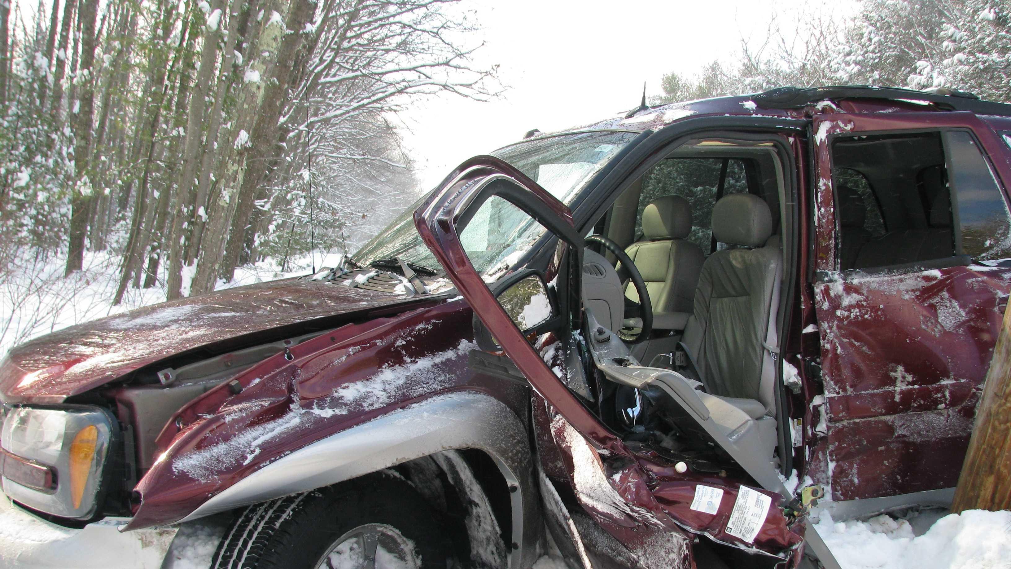 Alfred crash