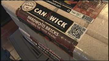 WMTW News 8's Norm Karkos takes a closer look at bio bricks. Click here to watch.