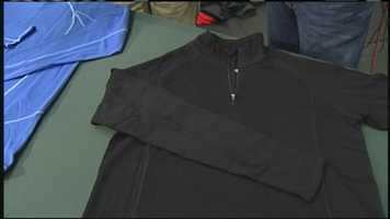 WMTW News 8's Norm Karkos takes a closer look at base layers. Click here to watch