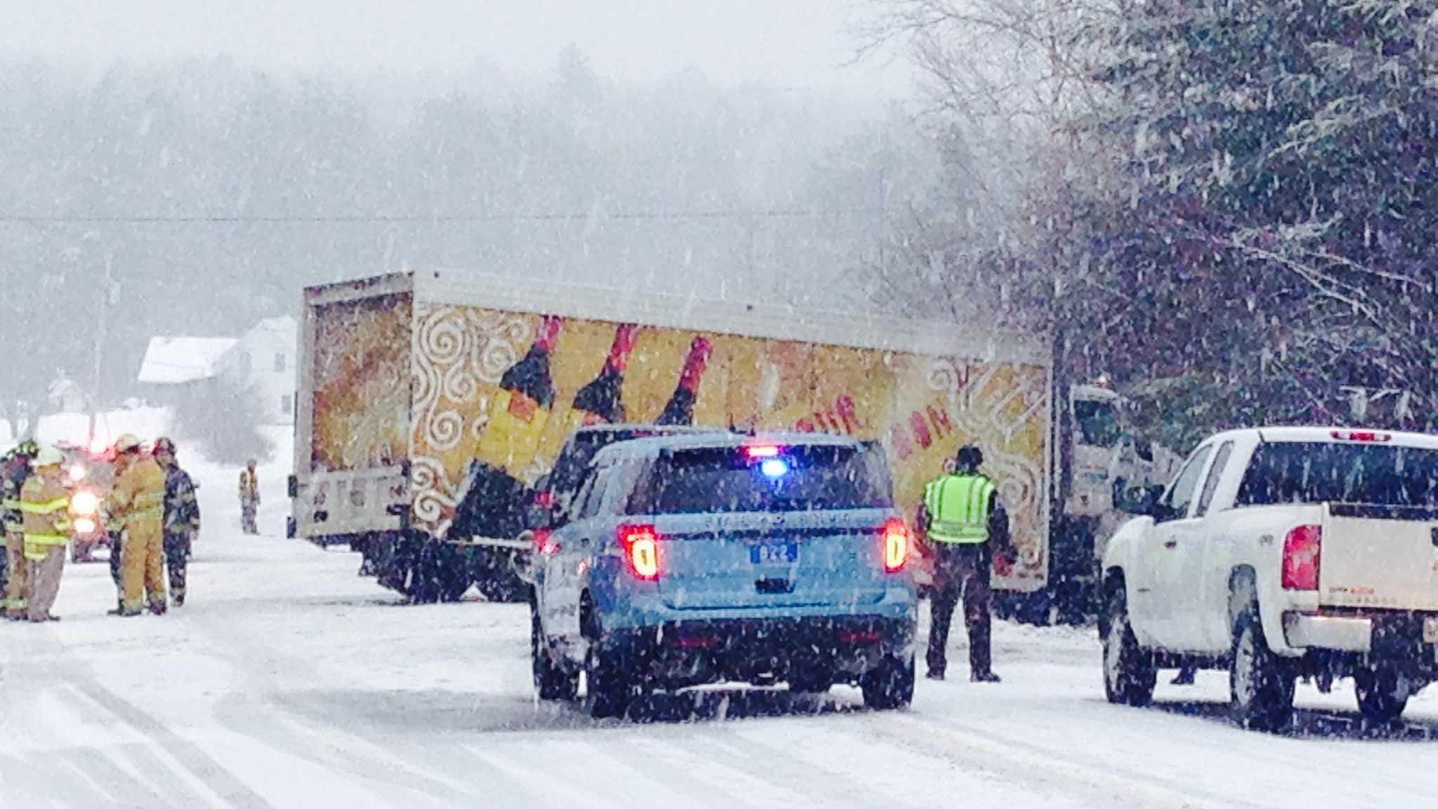 Crews responding to fatal Somerville crash