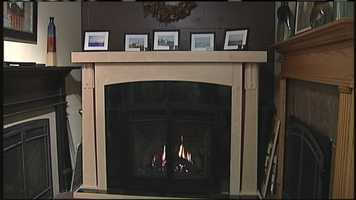 WMTW News 8's Norm Karkos talks about gas fireplaces. Click here to watch.