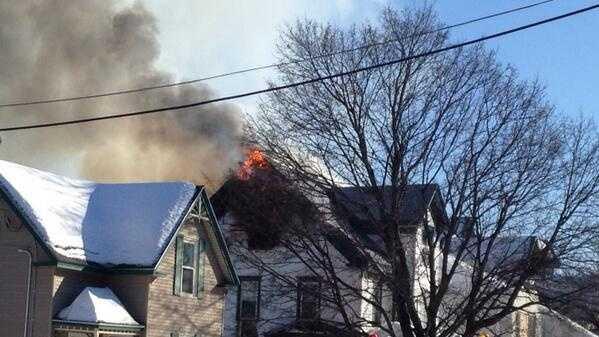 Dixfield Fire