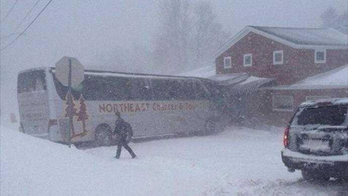 Bowdoin Bus Accident