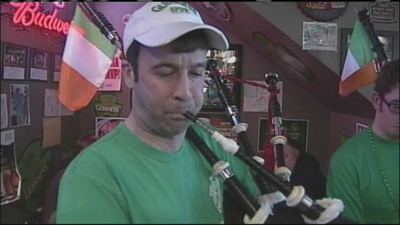 The city of Bath offers a host of great activities this weekend from a 5K to a parade to even a soda bread contest to help you get in the spirit of St. Patrick's Day. WMTW News 8's Katie Thompson has more from Bath Blarney Days.