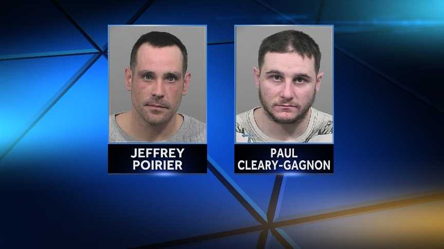Falmouth suspects