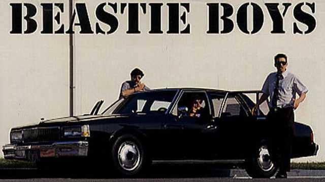 Sabotage, Beastie Boys, sized