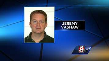 Jeremy Vershaw is charged with one count of dissemination of sexually explicit material of persons under the age of 12