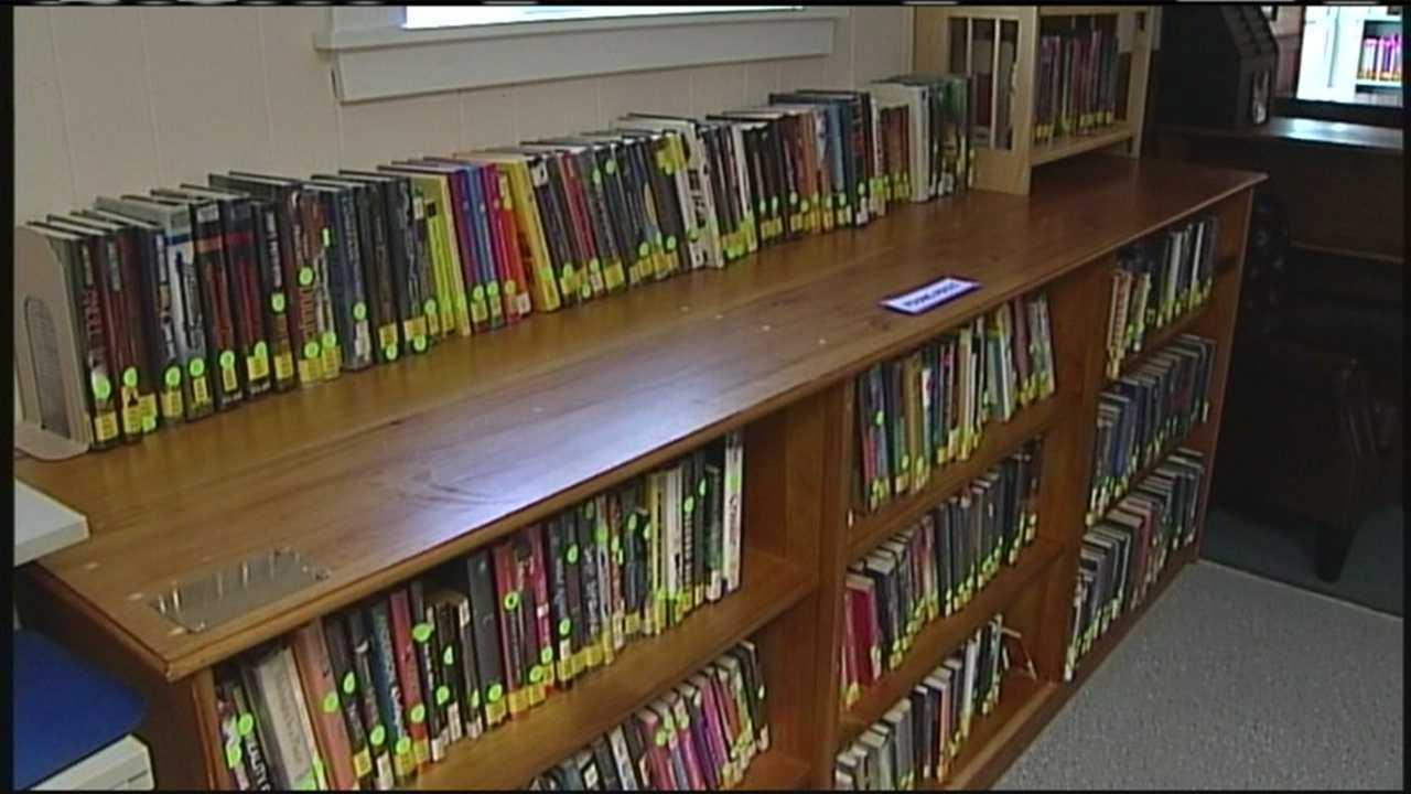 Libby Memorial Library