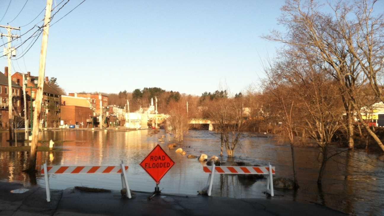 Gardiner Flooding