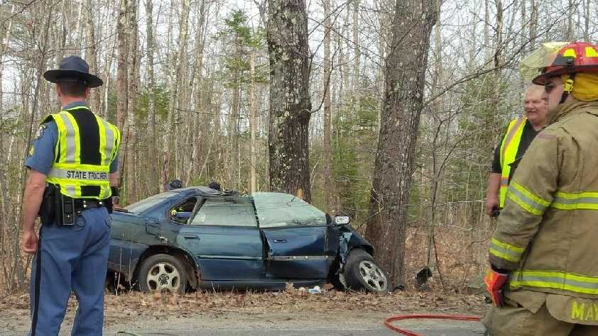 Vassalboro crash