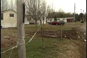 The town of Richmond has cut off water to a mobile home park over concerns leaking sewage could contaminate the town's water supply.