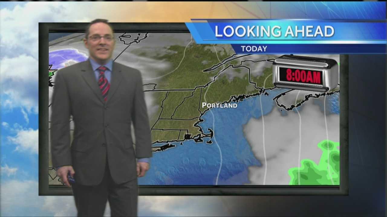 Matt's Friday Morning Weather Forecast