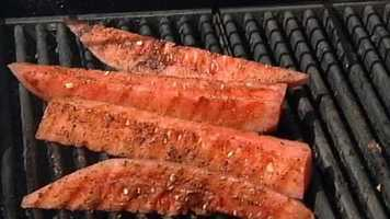 WMTW News 8's Norm Karkos talks about nontraditional grilling. Click here to watch.