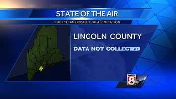 No data was collected for Lincoln County