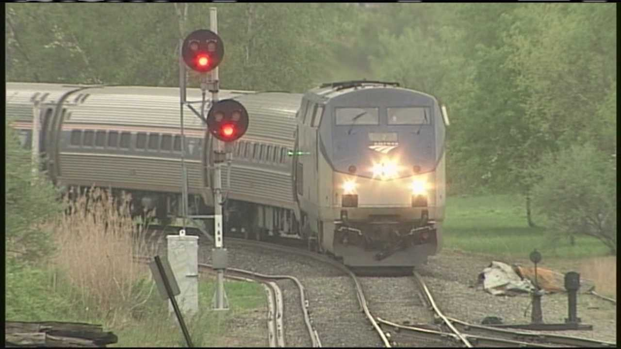 Trains behind schedule after railroad repairs