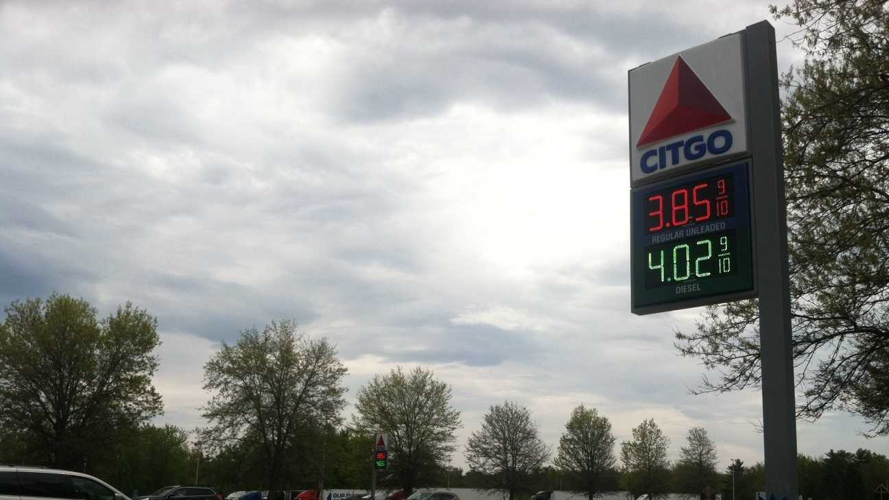 Turnpike gas prices