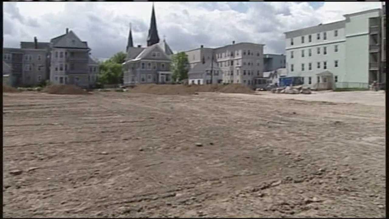 Lewiston redevelopment plan