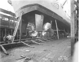 Did you know that several ships that took part in the D-Day invasion 70 years ago were built at Bath Iron Works? Click through to learn more about the ships and their role in the war.