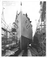 The USS O'Brien was delivered to the Navy on Feb. 25, 1944