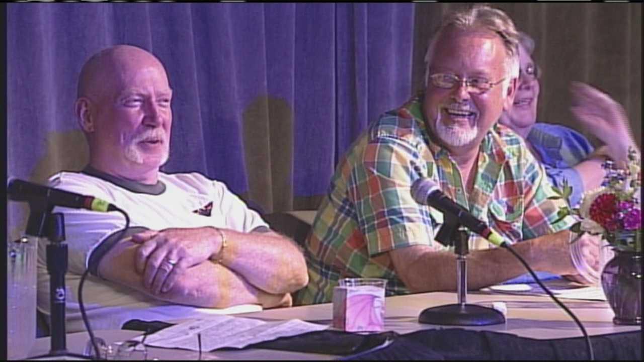 LGBT panel talk 2