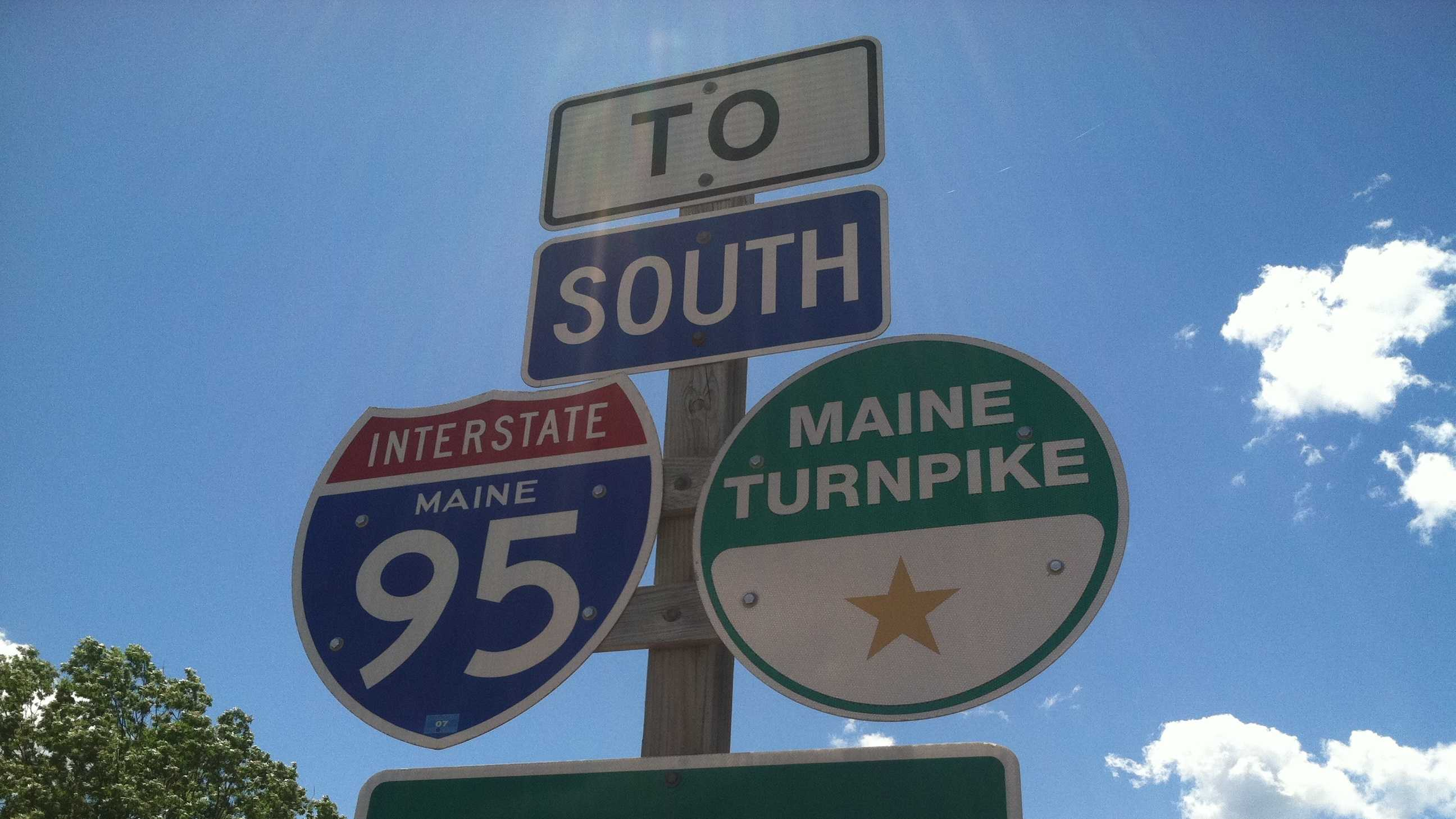 Turnpike Signs