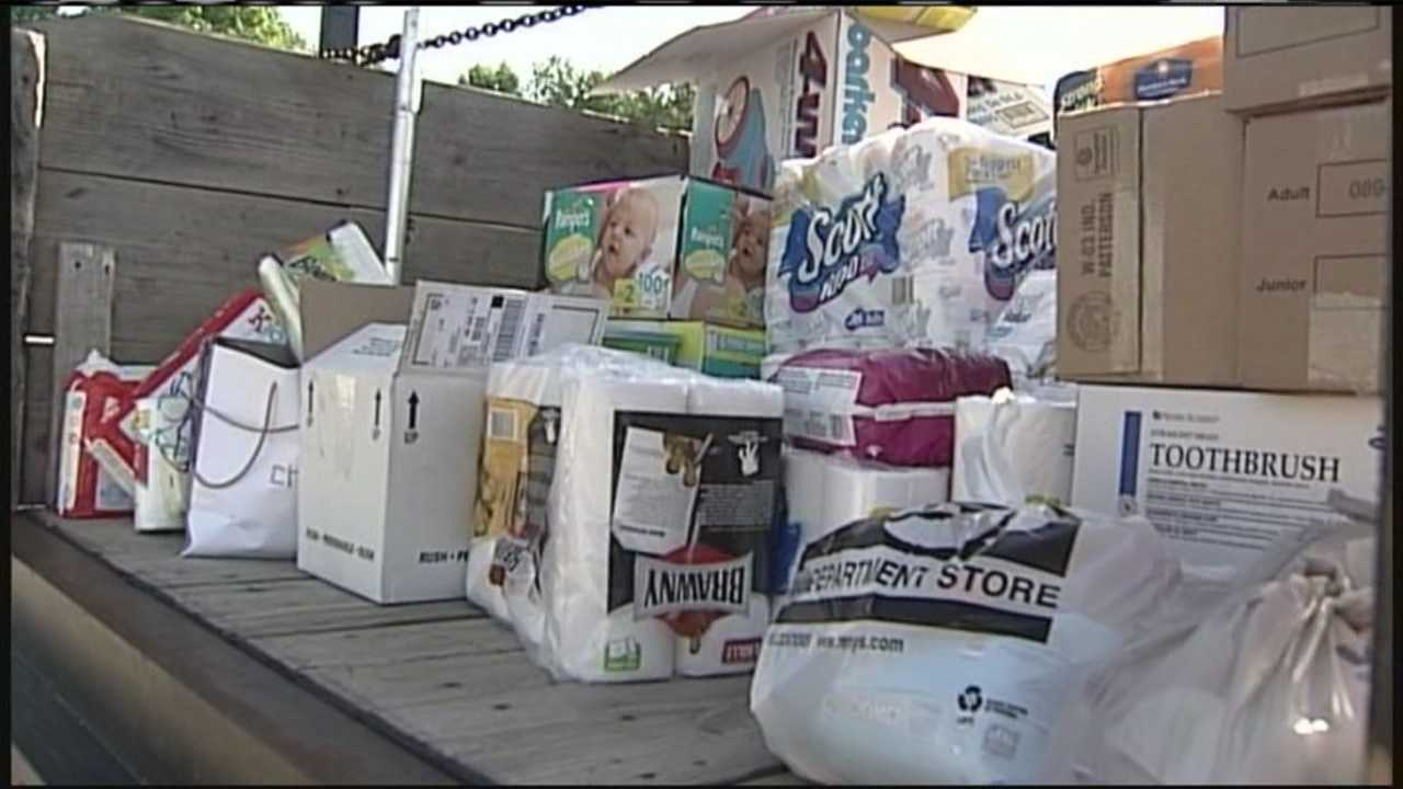 Windham donations
