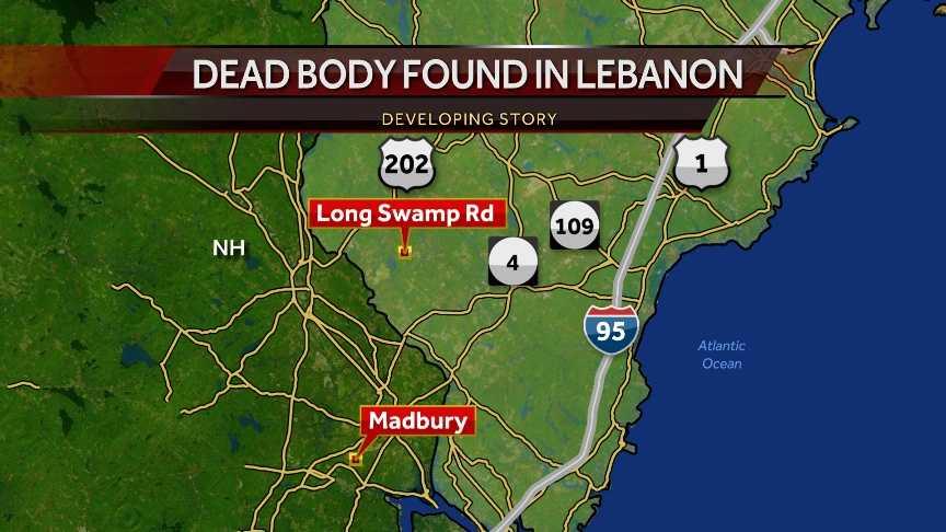 New Hampshire teen's body found in Lebanon