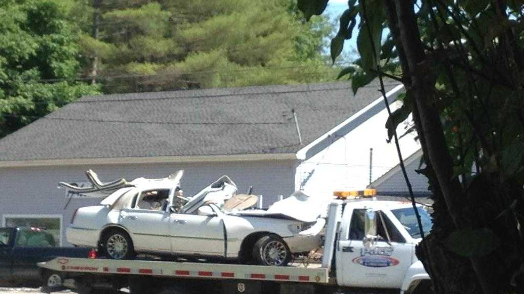 Monmouth Crash