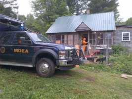 MDEA agents then executed a search warrant at the home Tuesday morning.