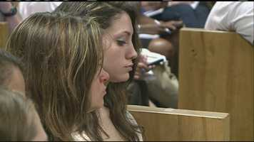 Hernandez was in court but did not speak.
