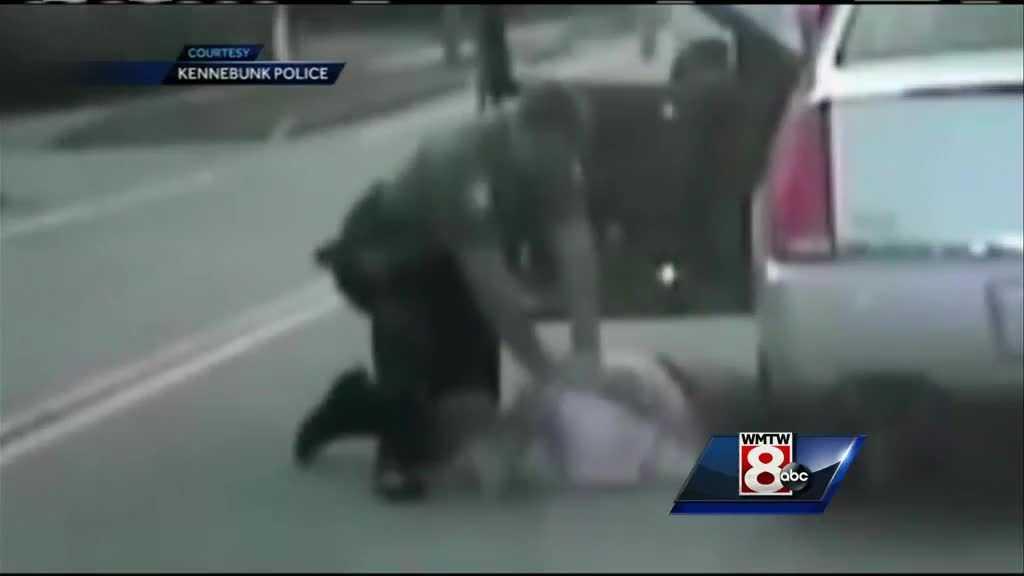 (img1)Traffic stop dash cam shows life-saving resuscitation