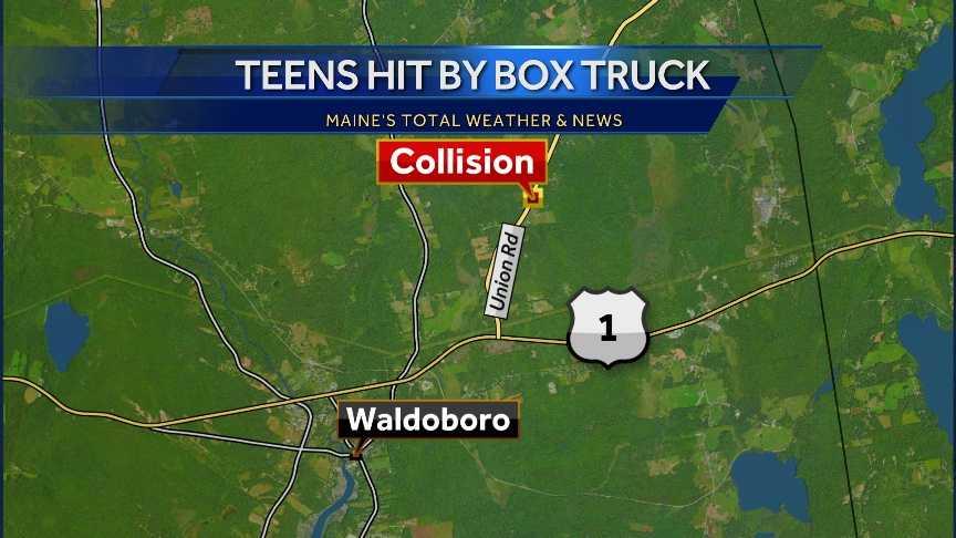 Waldoboro Accident