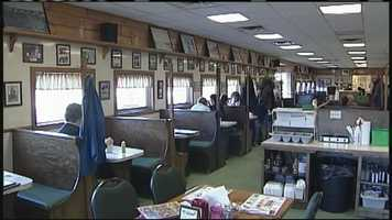 Eat at one of Maine's many great diners