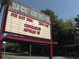 Watch a movie at a drive-in theater