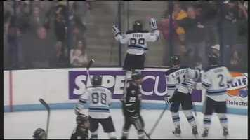 Check out a Maine Black Bear hockey game in Orono