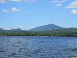 Go boating on Maine's lakes
