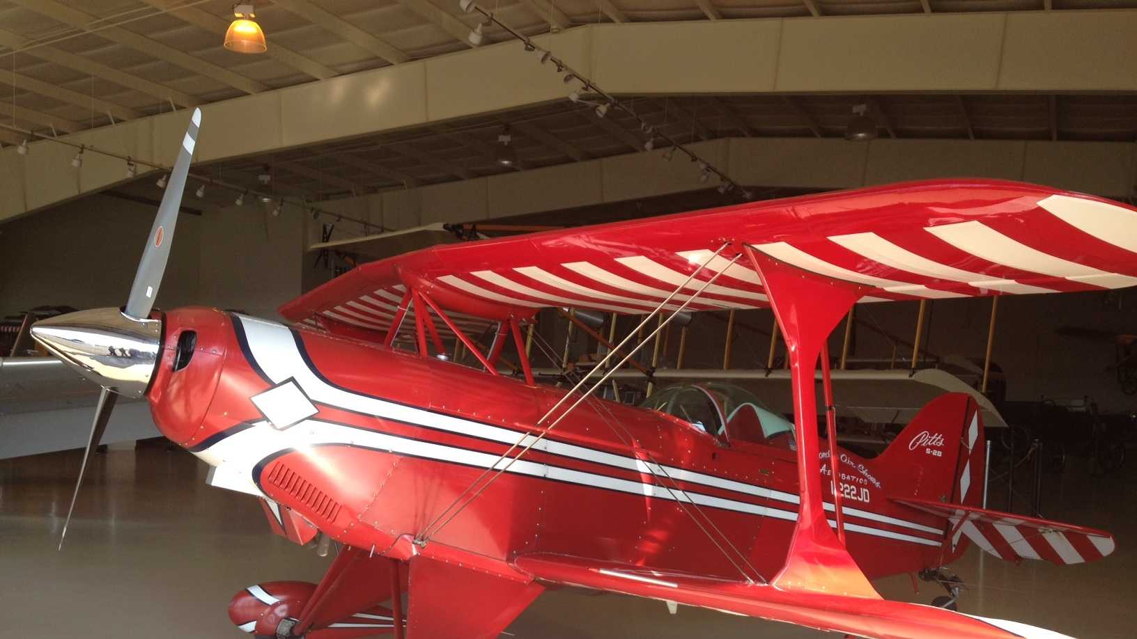 """Owls Head Transportation Museum's """"Wings & Wheels Spectacular"""" is a 2-day car and airshow featuring vintage autos and planes."""