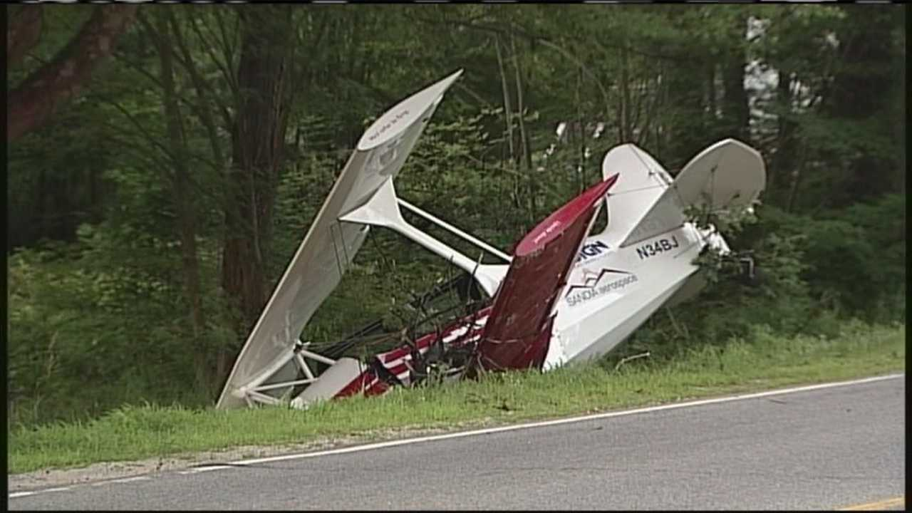 Pilot describes challenges leading up to crash landing in Standish