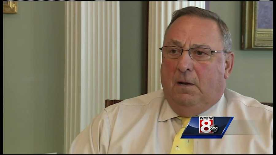 After governor's comments, ACLU asks for Maine black ...