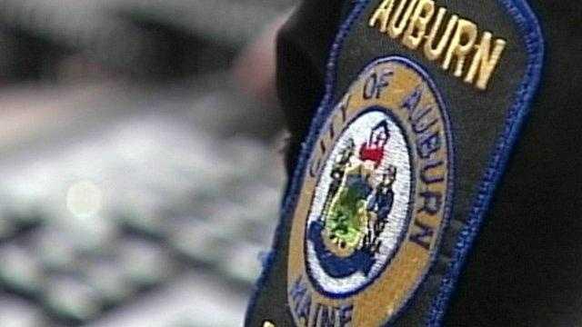 Auburn Police Badge